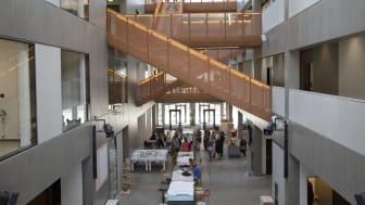 Nu inviger vi göteborgarnas nya vardagsrum på Selma Lagerlöfs Center i Hisings Backa.