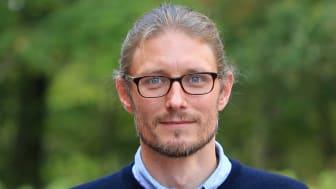 Anders Söderberg, universitetslektor på KTH. Foto: Peter Ardell.