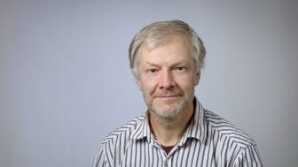 Jürgen Schleucher, professor vid Institutionen för medicinsk kemi och biofysik, Umeå universitet. Foto: Mattias Pettersson.