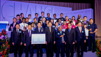Changi Airport frontline staff honoured for exceptional service