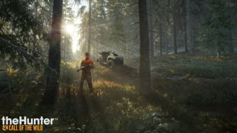 theHunter: Call of the Wild - Now available for Xbox One and PlayStation®4