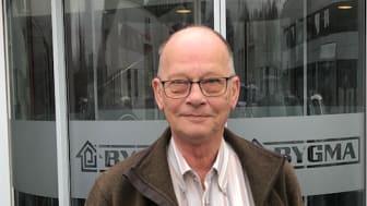Afdelingsleder Erling Carlsson har 40-års jubilæum i Bygma den 1. april