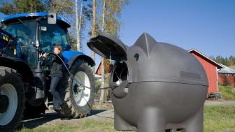 Finncont Diesel-Piggy farmartank i plast