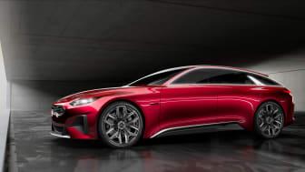 KIA præsenterer en dristig vision for et potentielt medlem af næste generation af cee'd-familien på Frankfurt Motor Show