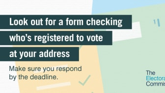 Are your details accurate? Residents urged to check they are registered to vote