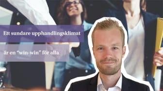 """Oscar Axelsson på Mercell: """"Ett sundare upphandlingsklimat är en """"win-win"""" för alla"""""""