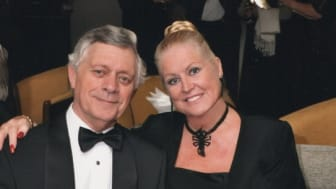 TV star Kim Woodburn supports Step out for Stroke in Liverpool