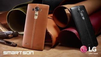 LG G4 TIL NORGE I JUNI – «SKINN-MOBILEN» SOM ALLEREDE HAR SKAPT REKORDINTERESSE