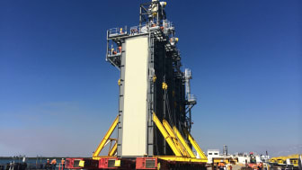 Multimodal heavy-lift move