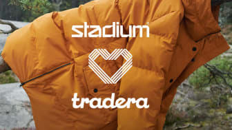 Stadium tar steg mot cirkulär handel - inleder samarbete med Tradera