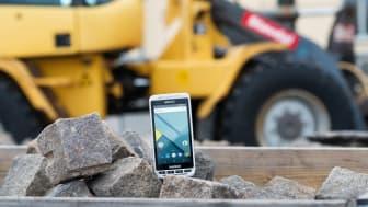 Handhelds stryktåliga allt-i-ett handdator NAUTIZ X2 nu med Android 6.0