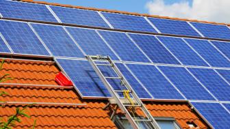 Eine effiziente Solaranlage will gewartet und gepflegt sein