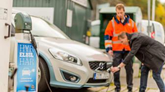 Vänersborg toppar miljöbilsranking
