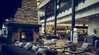 Lobbyn på Holiday Club Åre