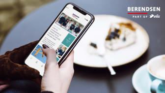 Ny app skal sikre, at Berendsens medarbejdere kommer tættere på hinanden og bliver engagerede ambassadører for virksomheden