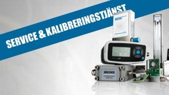 Hos OEM Automatic kan du få service och kalibrering av din gasflödesmätare och gasflödesregulator.