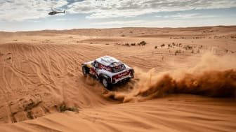Dakar Rally, Saudi Arabia, MINI JCW Buggy, Carlos Sainz