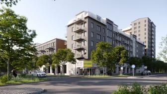 Valhall, Malmö