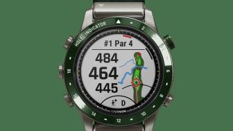 Die innovativen Golf-Features der MARQ Golfer unterstützen beim perfekten Abschlag.