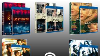 Nyheter på BLU-RAY, DVD och DIGITALT i april från Scanbox Entertainment