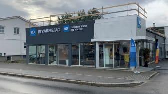 Ny VB butikk i Leknes.