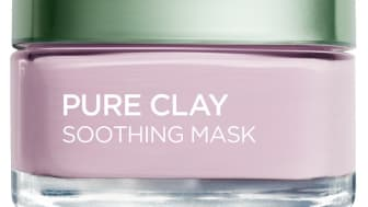 L'Oréal Paris Pure Clay Soothing Mask -naamio