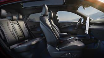 Ford Mustang Mach-E interior 2