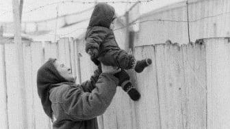 Ryskt kvinnofängelse med barnhem 1990-tal