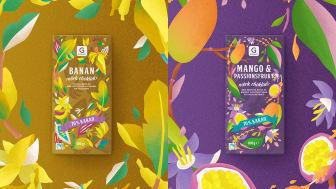 Ny Fairtradechoklad från Garant