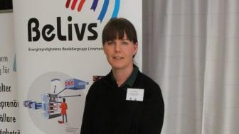 Ulla Lindberg - föredragshållare på Energispaning 2013