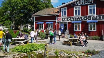 Ljungby Berättarfestival och Musik i Sagobygd blir av mellan den 13 och 15 augusti.