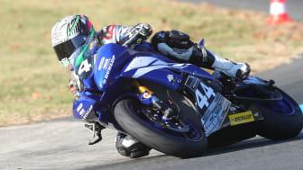 Lucas Mahias wins at Albi on GP Racer D212