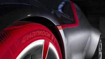 Designdäck på Opel GT Concept