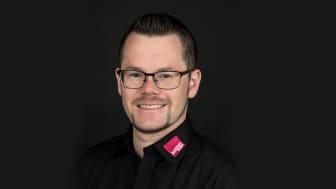 Lukas Streun, neuer Technischer Leiter ab Dezember 2020