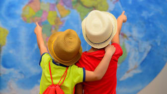 Tell us where your treasures hide and become a mini master-mapmaker