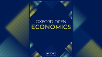 Oxford University Press launches Oxford Open Economics, the latest in the Oxford Open journal series
