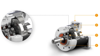 Planetary gearboxes from Nanotec