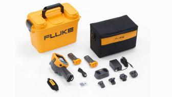 Flukes värmekameror TiS20+ och TiS60+ är idealiska för förebyggande underhåll, inspektion av elektriska system samt initial felsökning. Foto: Fluke