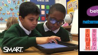 Bli en bättre beställare - workshop på Benhurst Primary School i London - BETT 2018