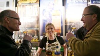 Kilchoman på En Öl & Whiskymässa