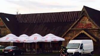 Hotell i Polen, photo cred: Måns Möller