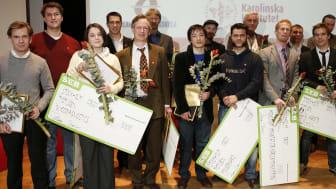 Affärsidé från Mälardalens högskola prisad i Venture Cup Östs prisutdelning för bästa affärsidé!