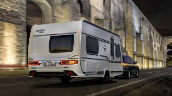 Fendt-Caravan Bianco Primo 465 SFH