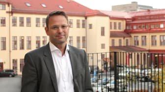 Niklas Sörensen, vd för Ramböll Sverige