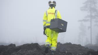 Provtagningar i marken vid Barkabystaden har påvisat föroreningar av PFOS och PFOA, som naturen inte kan bryta ner.