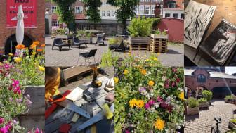 Toldkammergården summer sommeren over af musik og stemning.