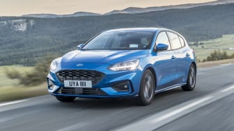 Under året har Ford Focus tagit hem tolv utmärkelser och nominerats till European Car of the Year.