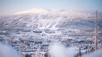 Trysil er kjent som et snøsikkert sted, men i år blir det muligens rekordår med snø.