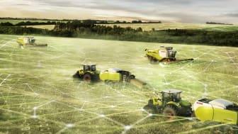 Digitale pakker til ARION og AXION traktorer