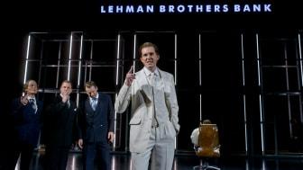 Christian Ruud Kallum som Robert Lehman, den siste Lehman som leia banken. Foto: Erika Hebbert.